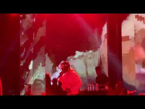25 11 Denzel Curry live BLACK BALOONS