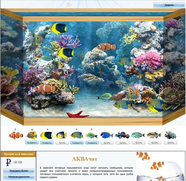 Живой аквариум обои для рабочего стола