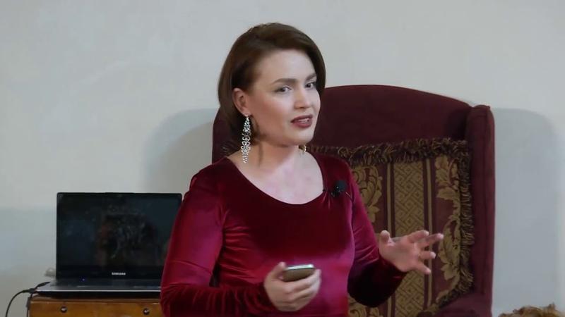 РЕАЛЬНОСТЬ ЦАРСТВА БОЖЬЕГО ОГОНЬ ПРОБУЖДЕНИЯ Служение Марии Симоненко 02 2016