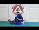 Команда Gracie Barra Central District Moscow Свип ножницы с выбиванием колена