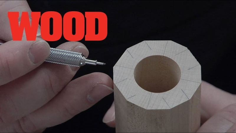 How To Bevel a 12-sided Object - WOOD magazine