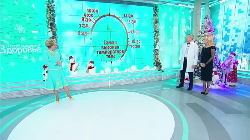 Здоровье. Жизнь по биоритмам(24.12.2017)