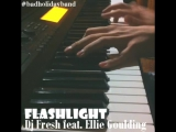 Dj Fresh feat. Ellie Goulding - Flashlight (piano cover)
