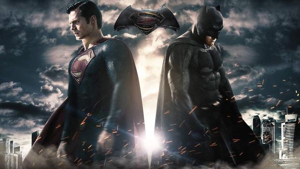 Не стоило и начинать Бэтмен и Супермен оказались самыми непопулярными у зрителей супергероями DC