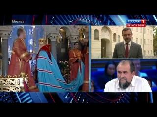 Духовный раскол на Украине_ Филарет и Порошенко делят собственность РПЦ. 60 мину