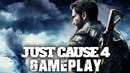 JUST CAUSE 4 Early Exclusive Gameplay Funny Moments (New Grappling Hook)