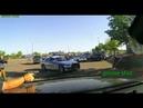 Подозреваемый в двойном убийстве расстрелян полицией на парковке Walmart