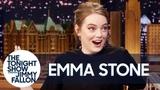 Emma Stone Takes Buzzfeed's