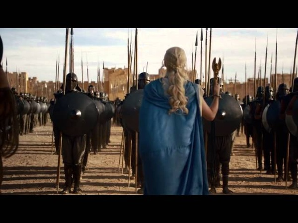 Il Trono di Spade 3 - Daenerys Targaryen si imposessa degli Immacolati-GoT-3 Daenerys-Unsullied.