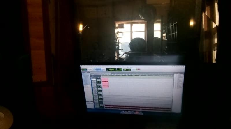 Проба пера,на новой,для меня,студии!