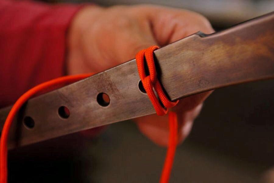 Как сделать оплетку рукоятей