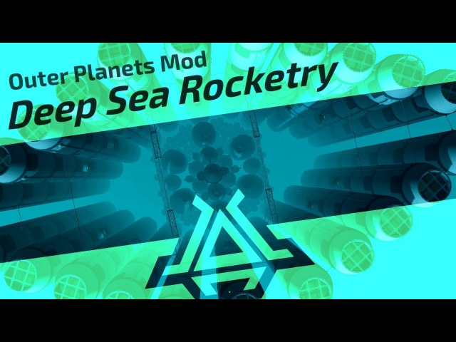 KSP Deep Sea Rocketry - Mission to the Seabeds of Kerbin, Tekto, Laythe, and Eve!