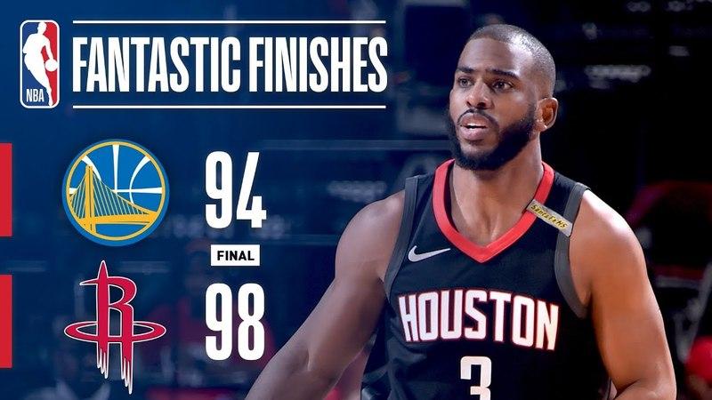 The Rockets Defeat The Warriors in EPIC Game 5! NBANews NBA NBAPlayoffs Rockets Warriors