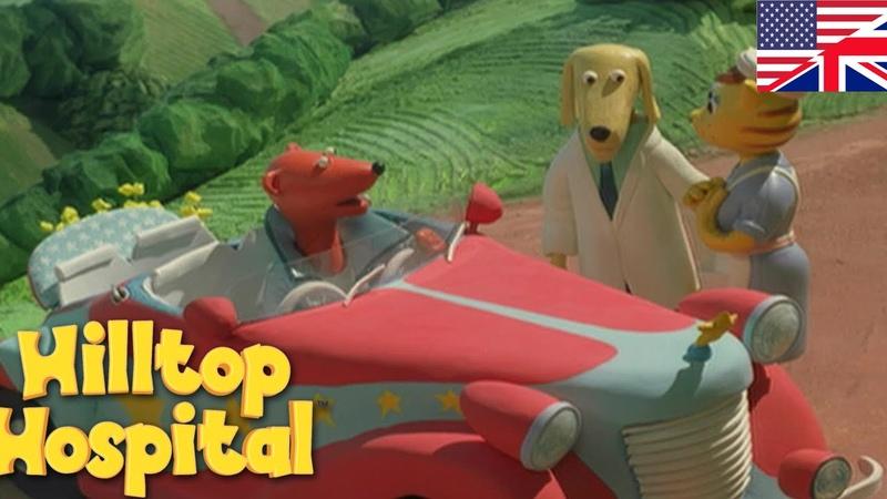 Hilltop Hospital Safety First S04E02 HD Cartoon for kids