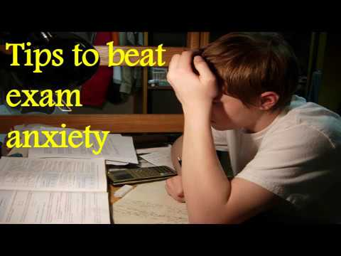 How To beat Exam or Interview Anxiety Fear and Stress and not get panic. Stay calm