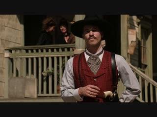 Тумстоун Легенда дикого запада  Tombstone (1993)
