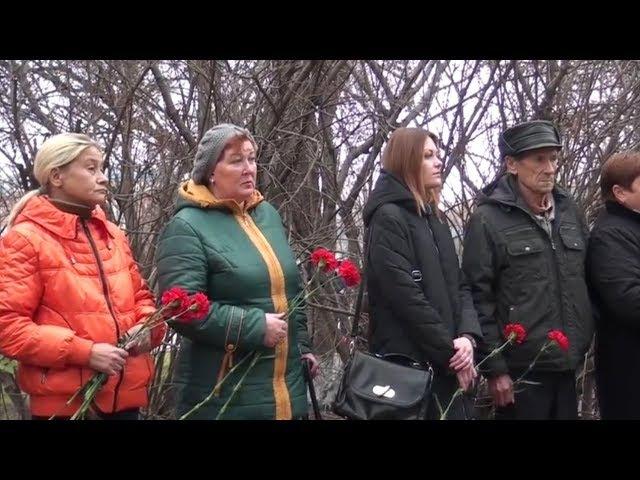 Бийские полицейские почтили память коллег (Будни, 03.11.17г., Бийское телевидение)