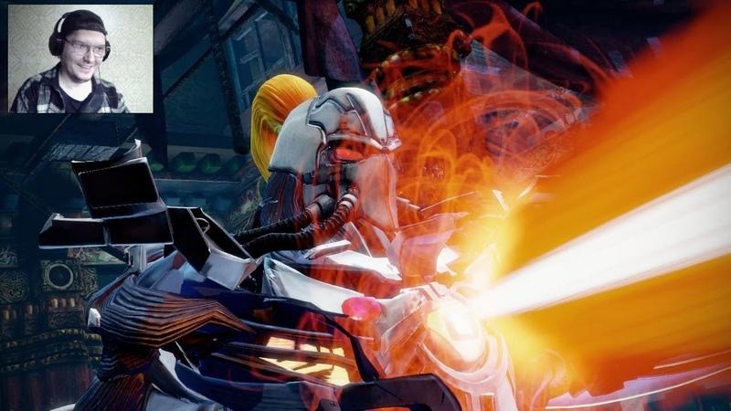 Killer Instinct 8 Fulgore (Супер робот) Сезон 1