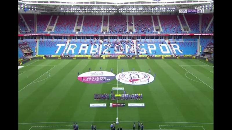 Bein Sport Trabzonspor Maçı Başlıyor -Efecannn
