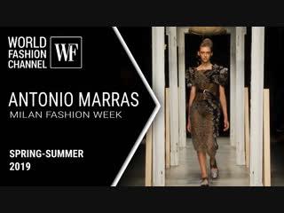 Antonio Marras   Milan Fashion Report Spring-Summer 2019