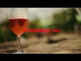 STRAWBERRY DAY WINE COCKTAILS