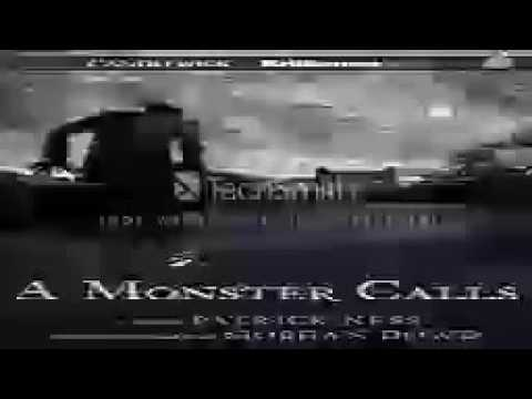 A Monster Calls Audiobook Patrick Ness
