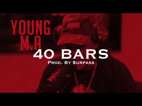 🔥FREE🔥 Young M.A × G Herbo × Bobby Shmurda Freestyle Type Beat 2018 - 40 Bars