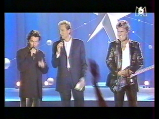 Modern Talking feat. Eric Singleton - You're My Heart, You're My Soul + Brother Louie (M6, Graines de Star, 1998)