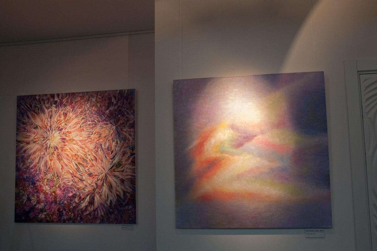 «Объективность звука» в Arcane Art Gallery