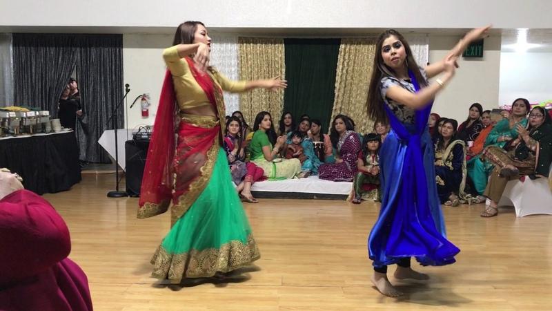 Dance performance on Nagada sang dhol baje, london thumakda, prem ratan dhan payo, sasural genda ful