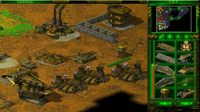Command Conquer - Twisted Insurrection Scirmish Mode (3vs3)