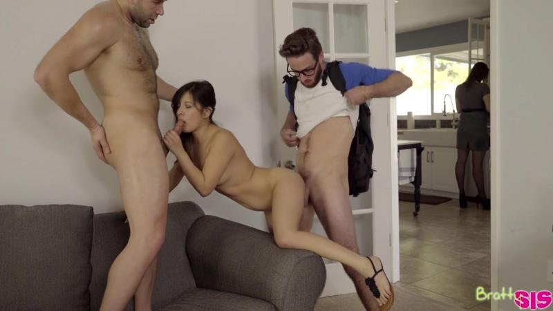 Jasmine Gomez Step Family Threesome All Sex, POV, Incest, Fetish, Foot, Teen, Anal, Porn Star, Blowjob,