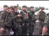 Славянск Новое Награждение  подбитого экипажа Ми 24 Sloviansk
