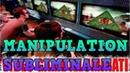 DOCU Manipulation Subliminale dans les Jeux Vidéos Films Dessins Animés