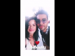 New video of Bill with a fan 13.06.2018, Florence, Italy - Download