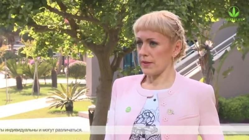 Татьяна Карпунина о важности физических нагрузок