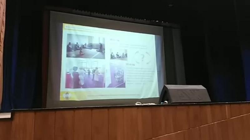 Открытие форума в Губахе