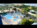 вид с балкона нашего номера в отеле на Кипре