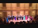 Ансабль скрипачей Большого театра