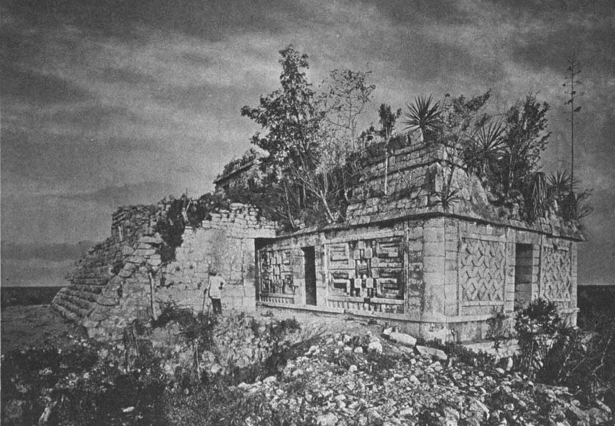 юкатан города майя 19 век