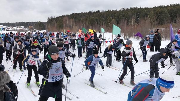 Лыжня России – 2019