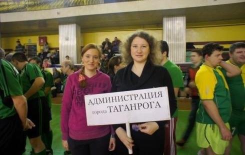 Вчера в Таганроге стартовала Спартакиада Дона