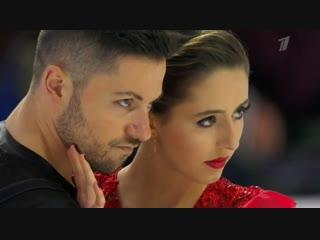 Skate America 2018. Ice Dance - RD. Lilah FEAR / Lewis GIBSON