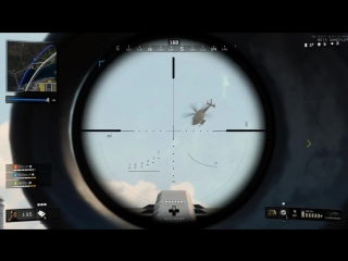 Crazy 380m Snipe in Call of Duty Blackout- Killed in Helicopter. Black Ops 4 Blackout