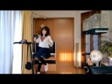 メグメグ☆ファイアーエンドレスナイトを踊ってみた Mirrored