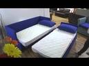 Двуxспальный диван-кровать Брера. Выдвижной диван-кровать