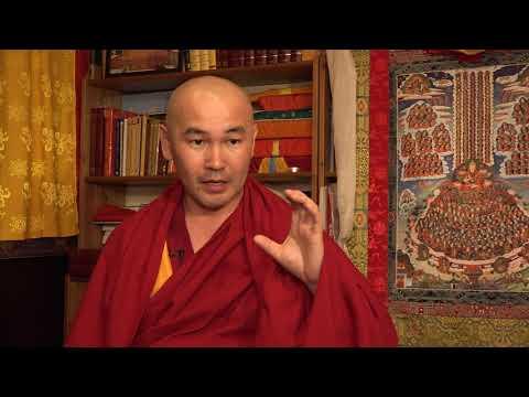 Геше Эрдем Инкеев. Интервью о практике тантры и буддийских ритуалах