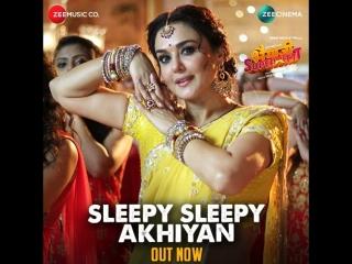 Sleepy sleepy akhiyan _ bhaiaji superhit _ sunny deol  preity g zinta_ asees