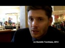 'Supernatural's' Jensen Ackles on Dean's S10 relationships with Crowley & Castiel