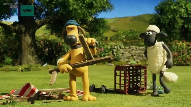Позитивные мультики из Великобритании Для детей и взрослых Смотреть на ночь можно Сериал Барашек Шон Shaun the Sheep Назв